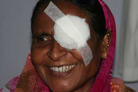 Eye Camp    copyright © Hamara Bandhan e.V.
